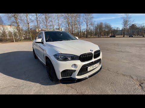 Подешевевший авто миллионера! BMW X6M , о котором стоит мечтать!