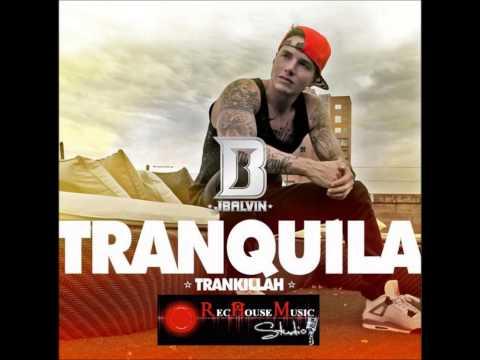 TRANQUILA - J BALVIN (Pista instrumental Completa)