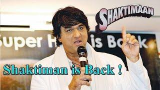 Shaktimaan Back With A New Season   Mukesh Khanna
