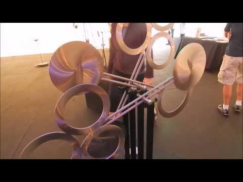 2015 International Kinetic Art Exhibit and Symposium