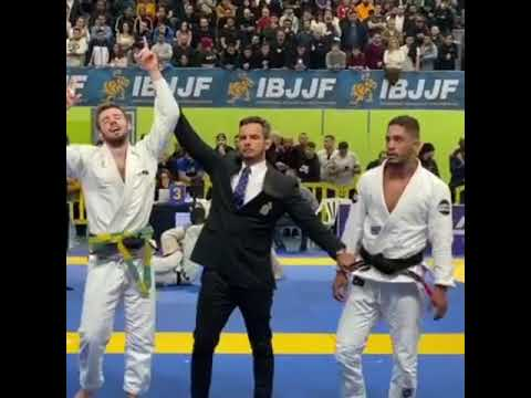 Highlight Black Belt  Europeu de jiu jitsu 2020