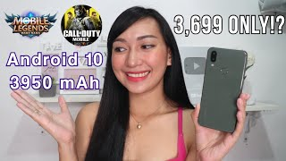 UMIDIGI A3S : UNBOXING & FULLREVIEW(ML,COD,CAMERA,BATTERY & HEATING)