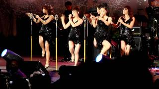 [HD Fancam] Wonder Girls - Nobody (Korean Music Festival 2010)