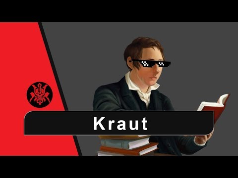 Kraut and The league of extraordinary scientists