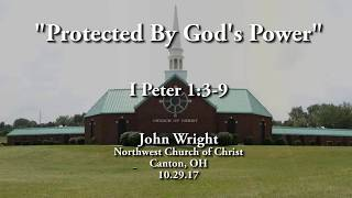 """Protected By God's Power"" 