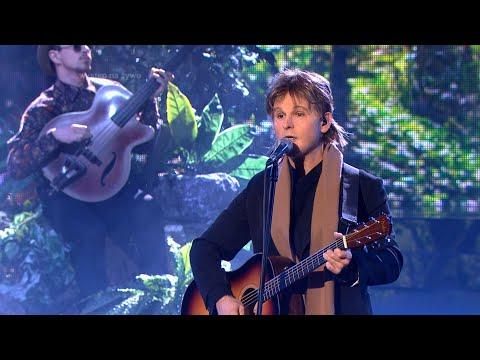 Sławomir jako Paul McCartney - Twoja Twarz Brzmi Znajomo