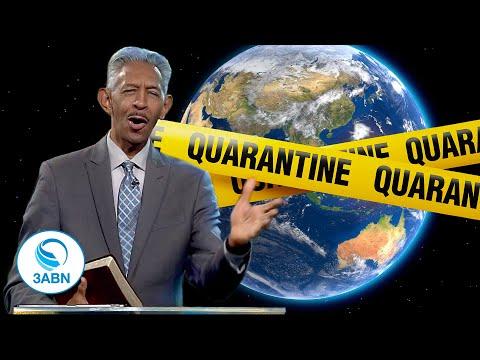 Quarantined | God Warned His People (Live Church)
