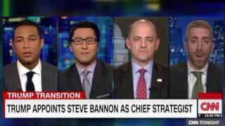 Idiots on CNN get DESTROYED for lying about Breitbart & Steve Bannon