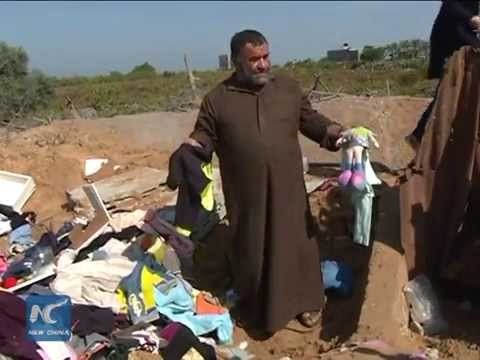 Pregnant woman, daughter killed in Israeli airstrike on Gaza
