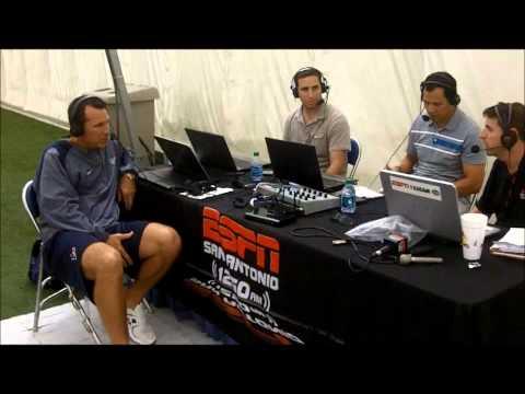 Texans Interview - Gary Kubiak