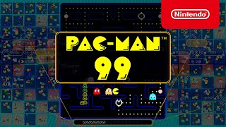 PAC-MAN™ 99 - Announcement Trailer - Nintendo Switch