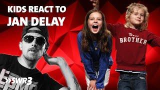 Kinder reagieren auf Jan Delay