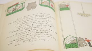 The Story of Babar | A limited edition from The Folio Society