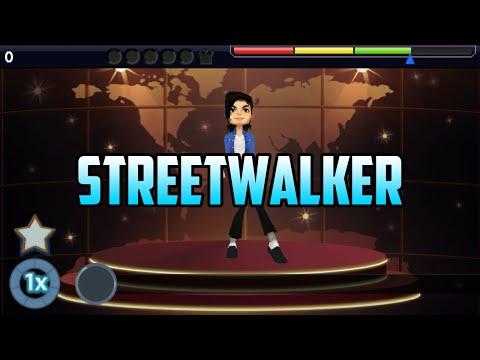 Michael Jackson The Experience PSP - Streetwalker