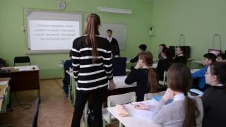 Открытый урок в 7а классе по информатике и ИКТ. Учитель: Фасиков Айдар Галиевич