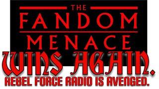 NPC Star Wars Fandom REBEL GRRRL RADIO ceases broadcasting after Twitter suspends account!