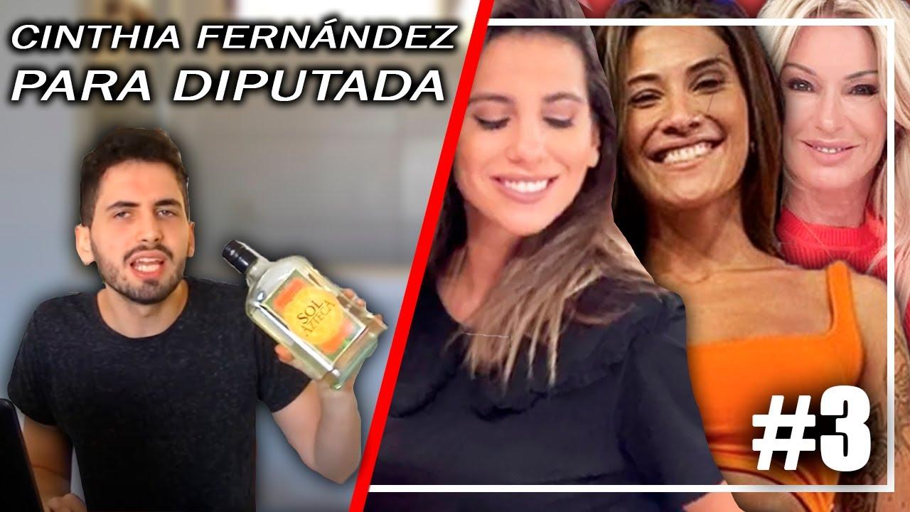 CINTHIA FERNÁNDEZ CANDIDATA A DIPUTADA. BASURA SEMANAL #3