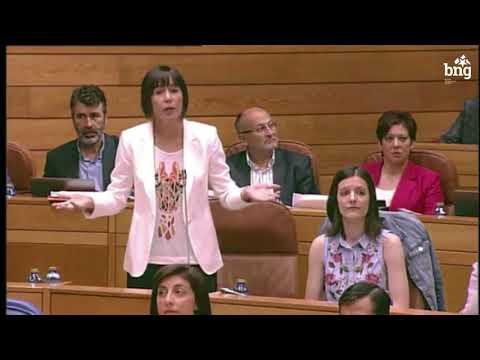 """Ana Pontón: """"Sen medios públicos e veraces non hai democracia real"""""""