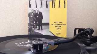 Gangway - Out On The Rebound From Love (7inch)