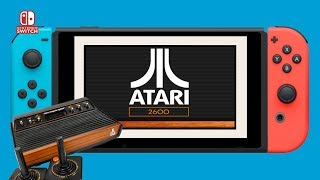 Atari Os Melhores Nsp Colection Nintendo Switch