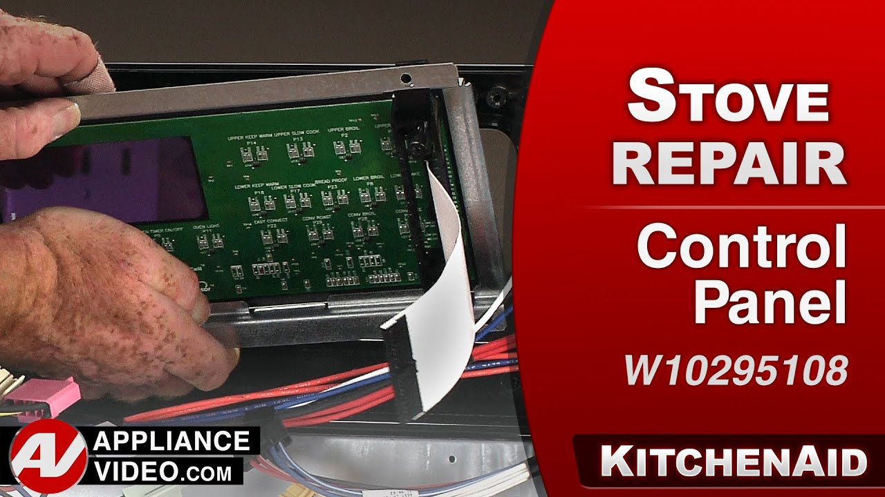 KitchenAid , Whirlpool Oven   Control Panel User Interface   YouTube