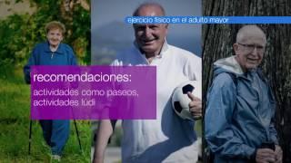 Adultos mayores: Preparación y entrenamiento físico
