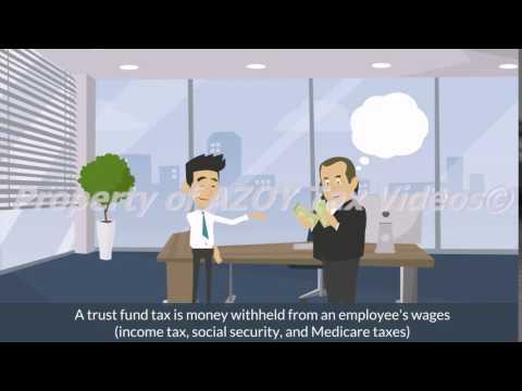 Trust Fund Taxes