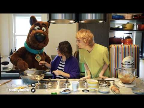 Scooby Snacks with Alice in Frames
