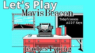 Let's Play Mavis Beacon Teaches Typing