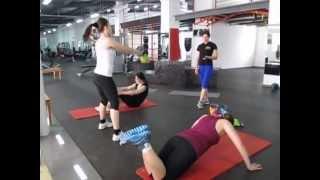 MegaGym кросс-тренинг