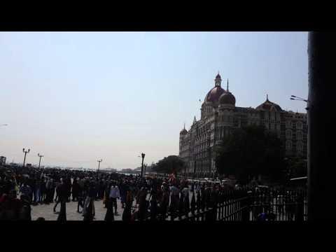 Taj Hotel Mumbai after Terrorist attack