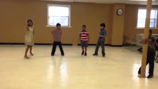 Srikar super machi song dance performance