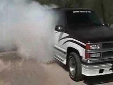 Show Trucks Usa Burnout