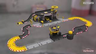 Majorette Creatix Lamborghini versenypálya játék