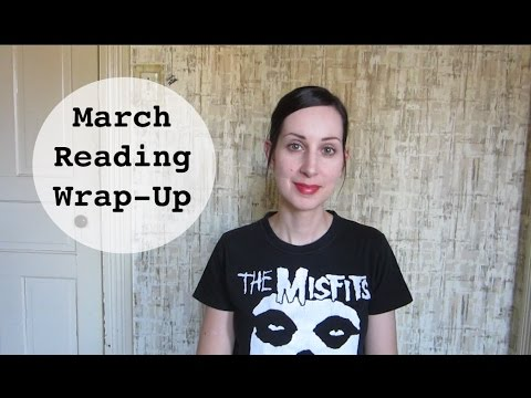 March Reading Wrap-up + Barter Books