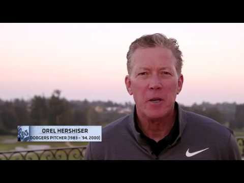 Orel Hershiser Receives LASEC Sports & Entertainment ...