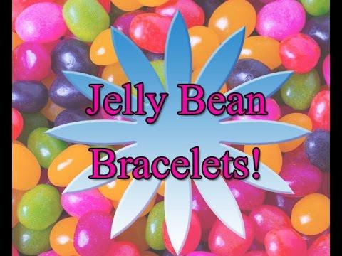 How To Make Jelly Bean Bracelets