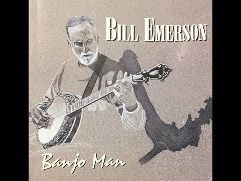 Bill Emerson  - Banjo Man (complete  album) [1996] Bluegrass