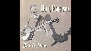 Bill Emerson  - Banjo Man (complete  album) [1996] Bluegrass