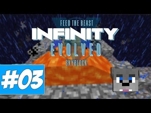Coke oven|FTB Infinity Evolved Skyblock #3