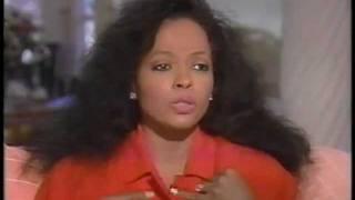 Diana Ross - Barbara Walters Special [1989]
