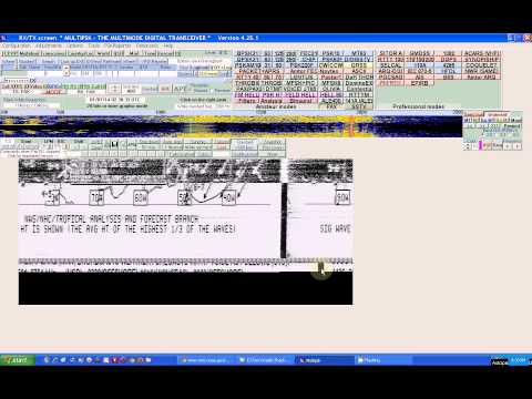 TRRS #0203 - Decoding Weather Maps From Your Shortwave Radio