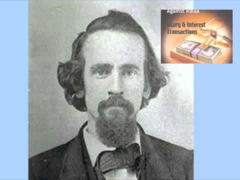 Henry George  Peace by Standing Army or  Debauched by Robber Barons and Bankers