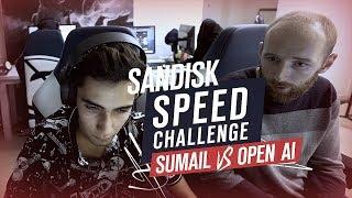SanDisk Speed Challenge: SumaiL vs OpenAI