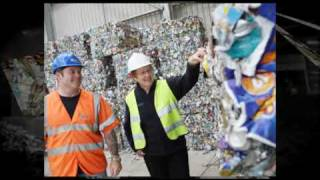 See how waste is recycled