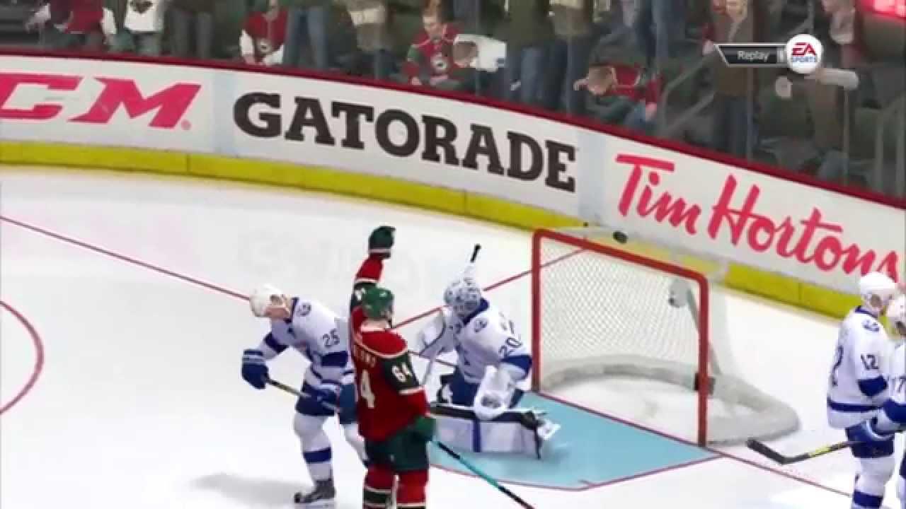 Download Minnesota Season 2014/15 Goal Highlights #1  (NHL 15 / PS3)