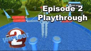 Wipeout 2 - Episode 2 Playthrough (Wii)