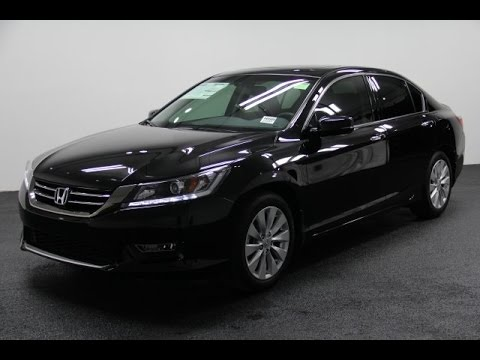 Crazy review of the 2015 honda accord exl youtube for Honda accord sport for sale near me