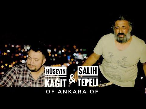 Salih Tepeli  &  Hüseyin Kağıt  Düet  Of Ankara Of  Orjinal Klip  2016
