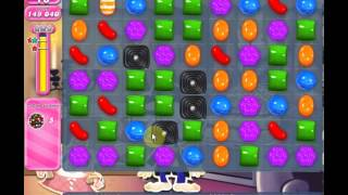 Candy Crush Level 519 3 Stars No Boosters